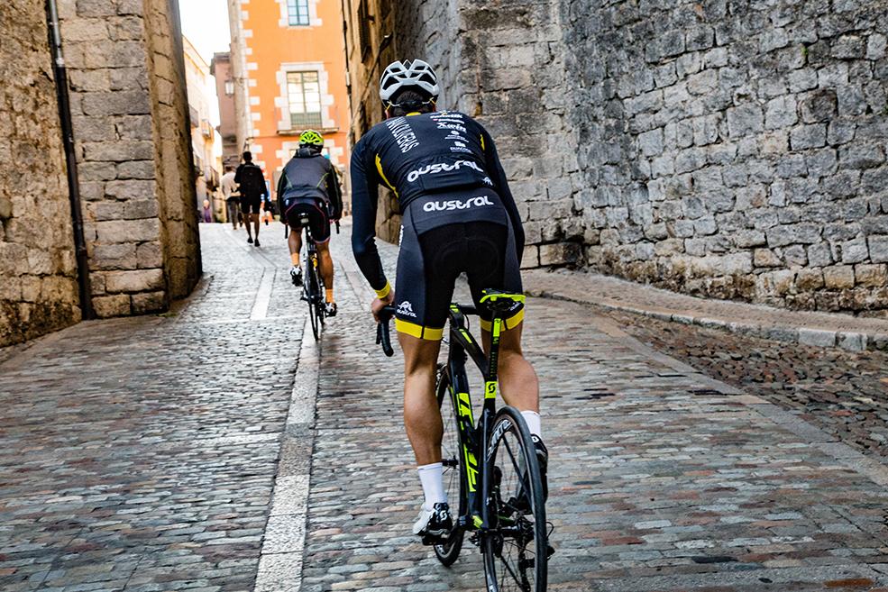 bicicleta girona ciclisme esport