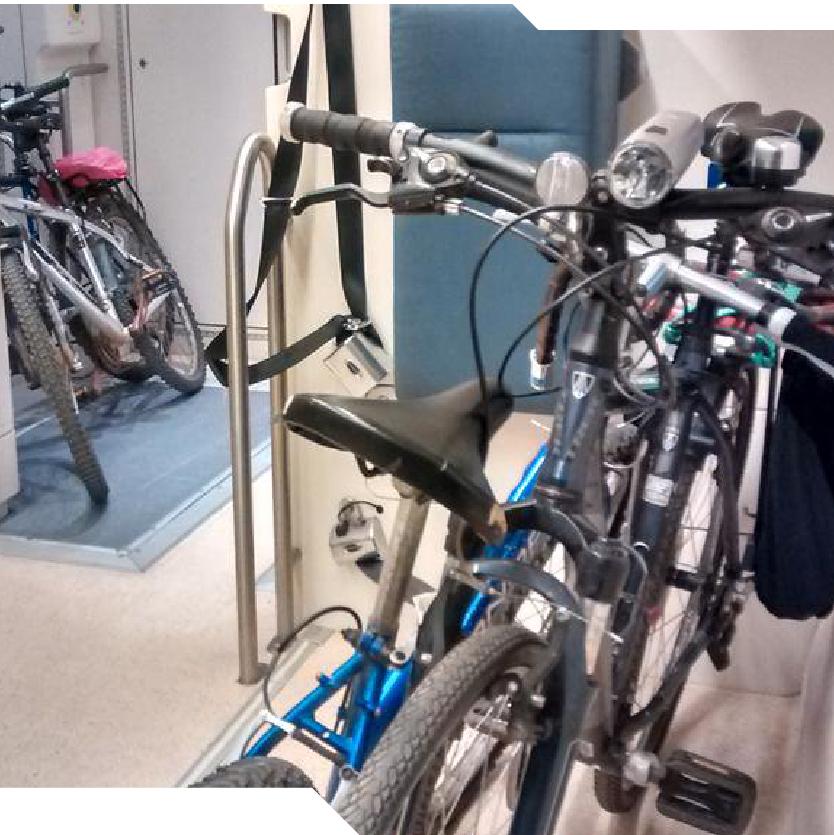 MOBILITAT transport públic sostenible bicicletes