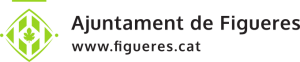 logotipe of figueres city council