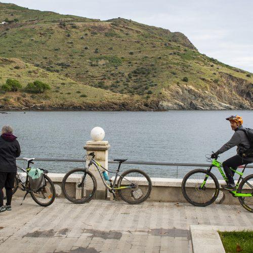 Ruta en bicicleta fins a Portbou
