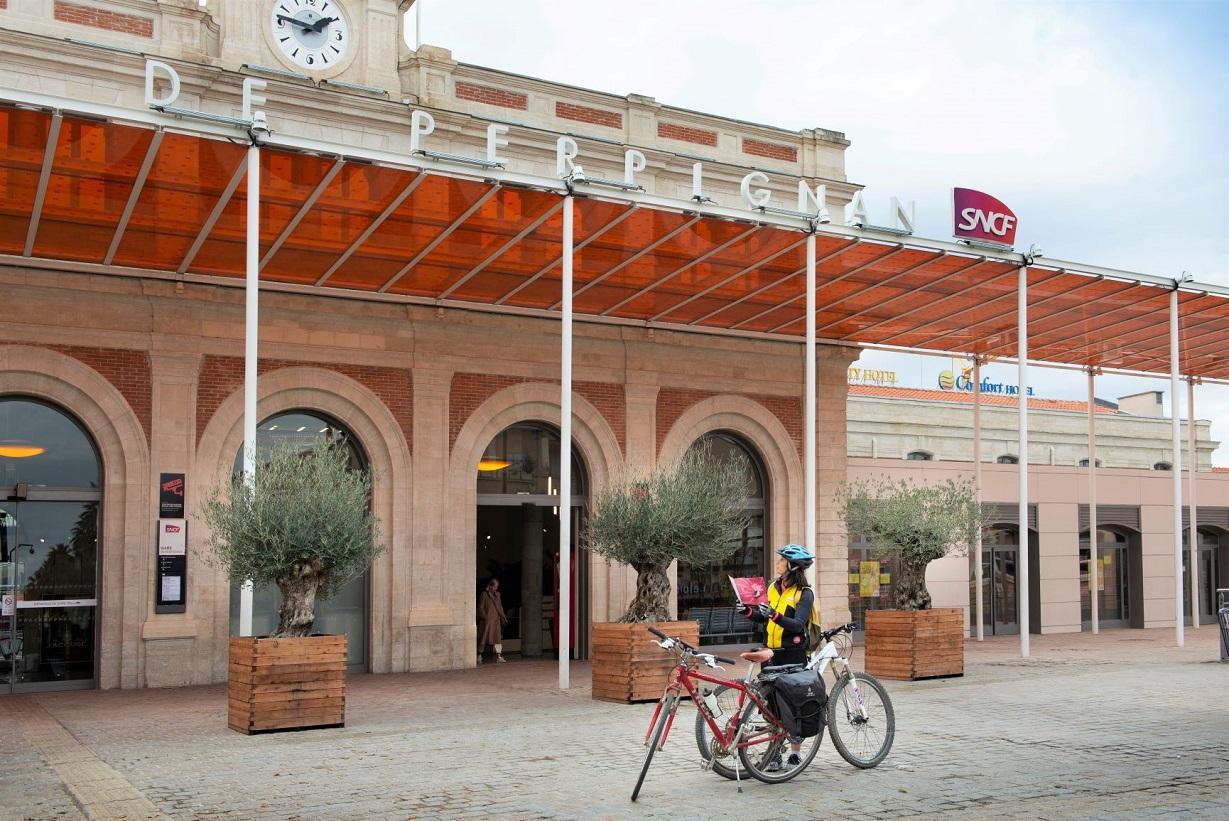 estació de tren de Perpinyà